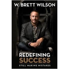 w brett wilson author cover of book redefining success
